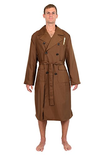 Brown Trench - 1