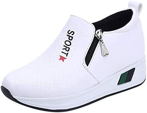 Btruely Zapatos de Mujer❤ Zapatos de Cuero con Cordones de Gamuza del Ante  del Barco Zapatillas de Deporte de Las Mujeres Zapatos de Oxford Planos 7a43e135e9501