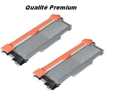 TN2320 2 tóner compatible Brother para impresora hl-2300d ...