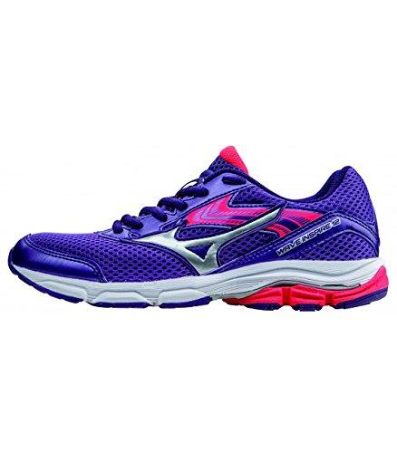 Mizuno Wave Inspire 12 Jnr - Zapatillas de running Niñas Morado