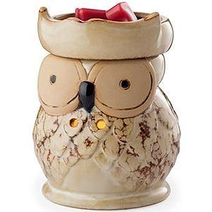 Unscented Palm Votives (Wise Owl Tart Burner)