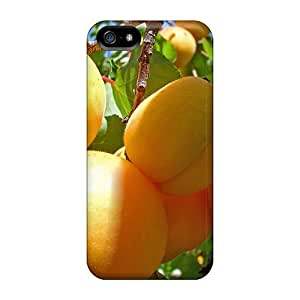 High Quality Shock Absorbing For SamSung Galaxy S5 Mini Phone Case Cover -apricots