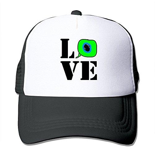 Casual Flat Billed Dancing LOVE Jacksepticeye Eyeball Hats Black Reynolds Casuals Set