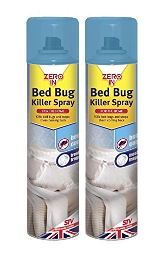 Amazon Com Zero In Bed Bug Killer Spray Bug Control Killer Spray