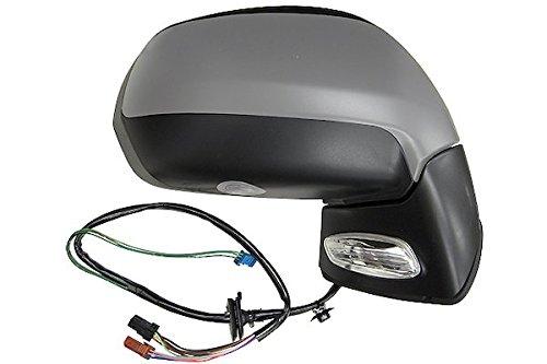 MAX MCT205-R Retrovisore Elettrico Primer Base con Primer con Freccia Luce Corta Sensore Temperatura Convesso Termico Destro