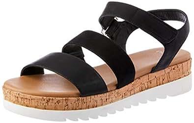 Novo Women's Thorne Fashion Sandals, Black, 10 AU