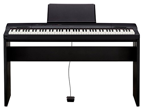 Casio Privia PX-160CSU Digital Piano W/Stand - Black