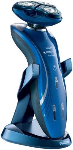 Philips SHAVER 7000 SensoTouch 2D - Afeitadora (Batería, Ión de litio, Rotación, Azul, 100-240V, Inalámbrico): Amazon.es: Hogar