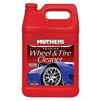 Mothers 05902 Foaming Wheel & Tire Cleaner - 1 Gallon: Automotive