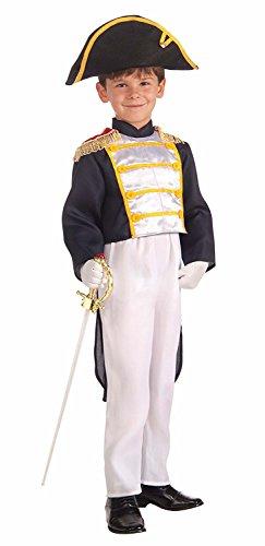 Forum Novelties Kids Colonial General Costume, X-Large