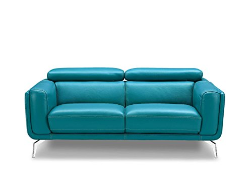 Creative Furniture Sprint Loveseat, Teal