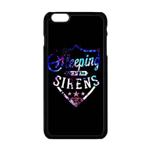 Personalized Snap-on Protective Hardshell Slim Cover Case for iphone 5c [SWS Sleeping with Sirens]