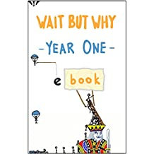Wait But Why Year One: We finally figured out how to put a blog onto an e-reader (English Edition)
