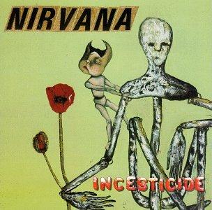 Incesticide - Tape Cassette Nirvana