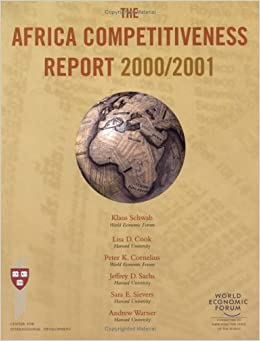 Book The Africa Competitiveness Report 2000/2001 (World Economic Forum)
