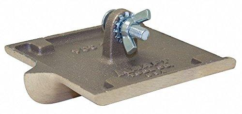 Concrete Groover,Bronze,3/8 in Radius