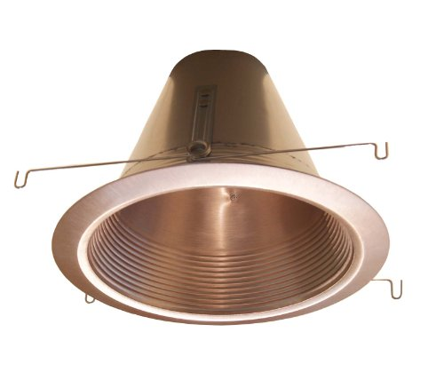 Copper Baffle Copper Flange - 6
