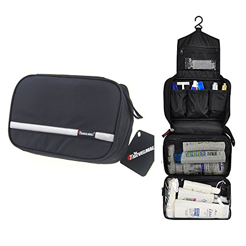 Compact Travel Toiletry Bag - 4