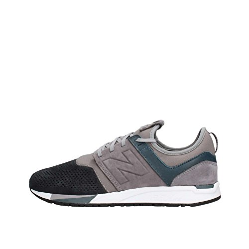 Luxe Mod Balance Nbmrl247 247 Sneakers Uomo Grigio New nero vtUBqwCC