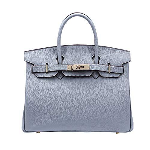 Portable Platine Cuir Sac Femme Couche Litchi Nouveau Bleu épaule Mode En Première En à Cuir Sac Sac Main 1 Marque Sac De EU7F4qw
