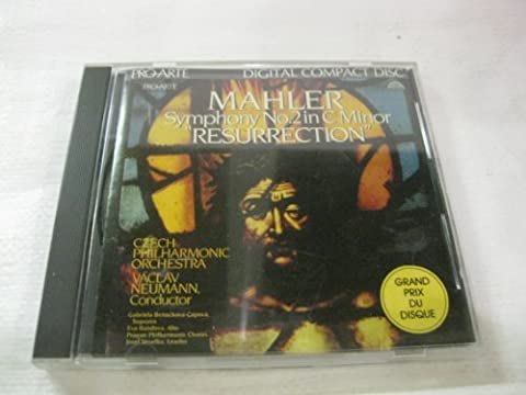 Mahler Symphony No. 2 In C Minor Resurrection Tracks 4 And 5 Only (Black Symphony No 4)