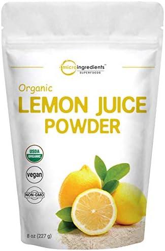 Organic Lemon Juice Powder Ounce product image