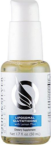 Quicksilver Scientific Liposomal Glutathione liquid 1.7 oz