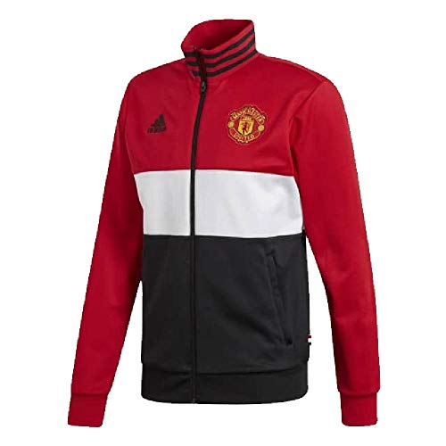 (adidas Manchester United Track Jacket 2019-20 (L))
