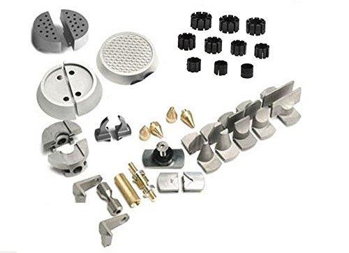 Euro Setting Tools Master Set for MicroBlock Vise (Jura Tools) by Jura Tools