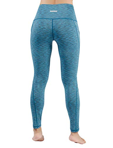 ODODOS Out Pocket High Waist Yoga Pants,Tummy Control,Pocket Workout Yoga Pant 3