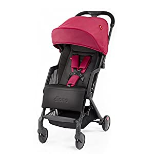 Diono-Traverze-The-Original-Airplane-Stroller-Pink