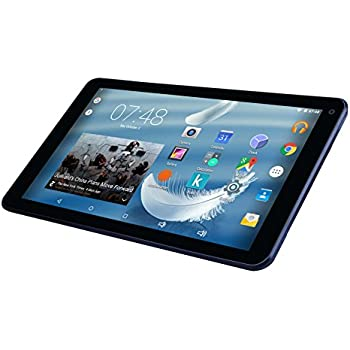 SKYTEX 10s 10-Inch Quad Core Tablet PC Google Android 5.0 Lollipop; 1GB RAM; 16GB Nand Flash; Built-in Bluetooth GPS Dual Camera