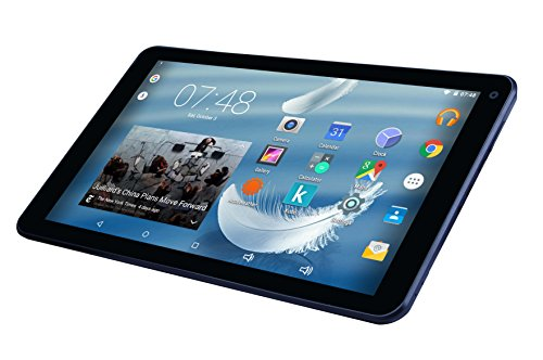 SKYTEX 10s 10-Inch Quad Core Tablet PC Google Android 5.0 Lollipop; 1GB RAM; 16GB Nand Flash; Built-in Bluetooth GPS Dual Camera by Skytex