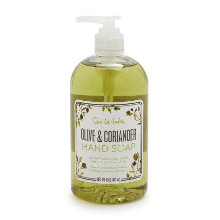 Sur La Table Olive & Coriander Hand Soap, 16 - La Cleaners Table Sur