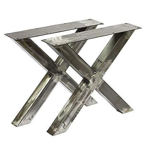 Amazon.com: Rusty Design W5037D2 - Patas para mesa de café ...