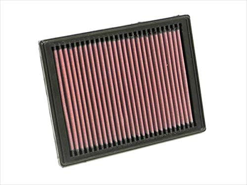 K&N Engine Air Filter: High Performance, Premium, Washable, Replacement Filter: 2000-2008 MINI (Cooper, One D, One, One I), 33-2239