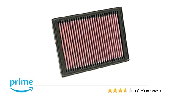 Performance Replacement Panel Air Filter K/&N Air Filter Element 33-2270