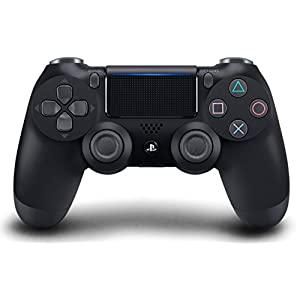 DualShock 4 Wireless Controller for PlayStation 4 – Jet Black