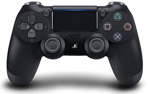 DualShock 4 Wireless Controller for PlayStation 4 - Jet Black 1