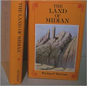 The land of Midian (revisited)
