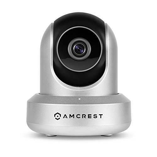 Amazon Lightning Deal 81% claimed: Amcrest HDSeries 720P WiFi Wireless IP Security Surveillance Camera System IPM-721 (White)