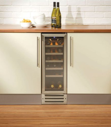 built in wine fridge. 300mm Built-in Wine Cooler Built In Fridge