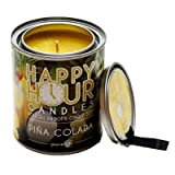GE Happy Hour Tin Candle - Pina Colada