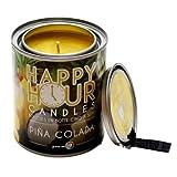 GE Happy Hour Tin Candle - Pina Colada