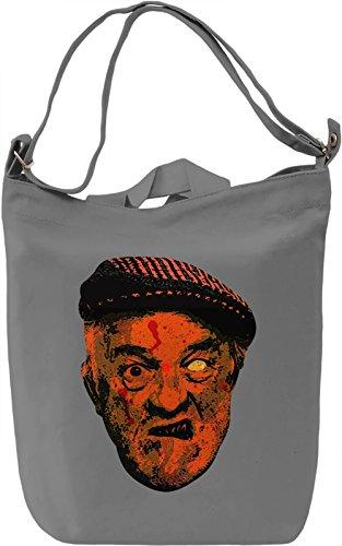 Drunk Irishman Borsa Giornaliera Canvas Canvas Day Bag| 100% Premium Cotton Canvas| DTG Printing|