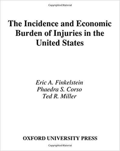 Téléchargements gratuits de livres électroniques mobilesIncidence and Economic Burden of Injuries in the United States in French PDF ePub iBook 019517948X