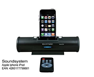 Soundsystem Apple Iphone IPod Touch 2G 3G 3GS 4G Classic