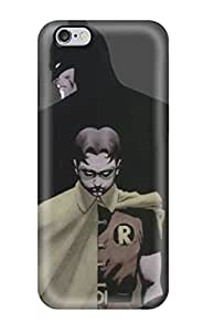 New Style Tpu 6 Plus Protective Case Cover/ Iphone Case - Batman And Robin