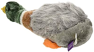Multipet Mallard Migrator Bird Plush Dog Toy
