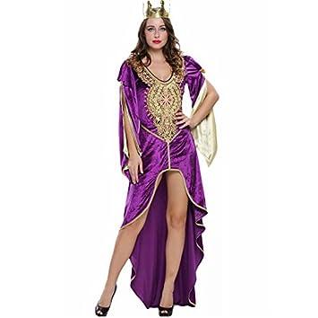 Queen Costume Disfraz Erótico - 100 gr: Amazon.es: Salud y cuidado ...
